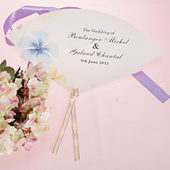 billige Vifter og Parasoller-Spesiell Leilighet Materiale Bryllupsdekorasjoner Blomster Tema / Klassisk Tema Vår Sommer Vår, Høst, Vinter, Sommer