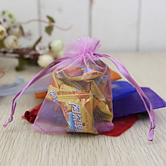 cheap Favor Holders-Creative Organza Favor Holder with Pattern Favor Bags - 24