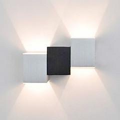 Χαμηλού Κόστους Ξεχωριστές απλίκες-BriLight Μοντέρνο / Σύγχρονο Μέταλλο Wall Light 90-240 V 2W