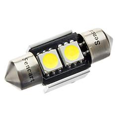 levne Auto žárovky-Festoon Auto Žárovky 70-80 lm interiérových svítidel For Evrensel