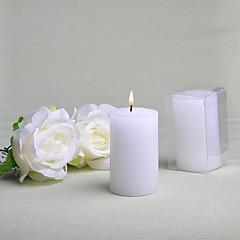 preiswerte Kerzen Gastgeschenke-Klassisch Kerzengeschenke - 6 Kerzen PVC Tasche