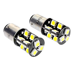 1157 BA15D(1142) Mașină Alb 3.5W SMD 5050 6000-6500 Lumini de semnalizare Lumini de frânare CANBUS