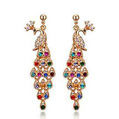 cheap Earrings-Women's Rhinestone - Animal Alloy For