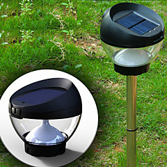 5PCS super heldere LED RVS Solar Mosquito Killer Lawn Light Light