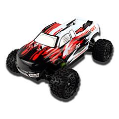 RC Car ERC1811 Buggy Canavar Kamyonu Koca Ayak 1:18 Fırçalı Elektrik Km / H 4WD Uzaktan Kontrol Şarj Edilebilir Elektrik