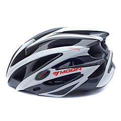 cheap Bike Helmets-MOON Bike Helmet CE Cycling 25 Vents Mountain Half Shell PC EPS Mountain Cycling Road Cycling Cycling