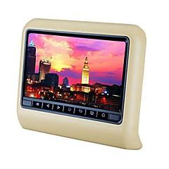 billiga DVD-spelare till bilen-9'' pekskärm Nackstöd med bärbar multimediaspelare och HDMI-ingång Funktion