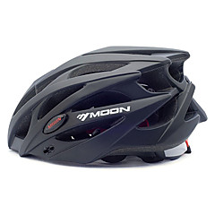 cheap Bike Helmets-MOON Bike Helmet 21 Vents Cycling Half Shell Visor Ultra Light (UL) PC EPS Road Cycling Recreational Cycling Cycling / Bike Mountain Bike