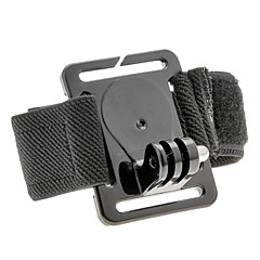 baratos Câmeras Esportivas & Acessórios GoPro-Acessórios Bolsas Alças Montagem Alta qualidade Para Câmara de Acção Gopro 5 Gopro 3+ Gopro 2 Sport DV Universal