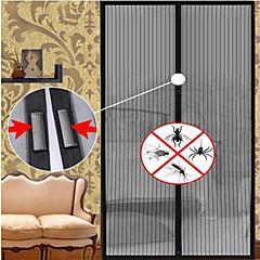 mágneses szúnyogháló anti-szúnyogháló függönyök ajtó tükör ablak képernyő