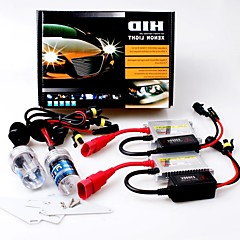 cheap Car LED Lights-12V 55W HB4 30000K Slim Aluminum Ballast HID Xenon Headlights Kit