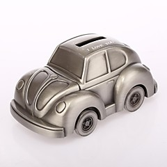 cheap Flower Girl Gifts-Personalized  Ring Bearer Car Ashbury Metal Piggy Bank Wedding Gifts