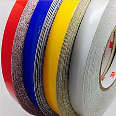 5M Motorcycle Car Automative Reflective Tape Stickers  Styling More Position (4 Colors)