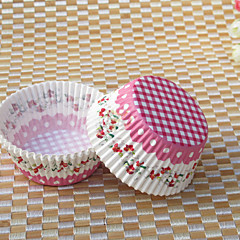 Basket Pearl Paper Favor Holder With Cupcake Wrapper and Boxes-50