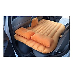 billige Setetrekk til bilen-Lebosh bil luft seng bak madrass fortykning oxford klut oransje