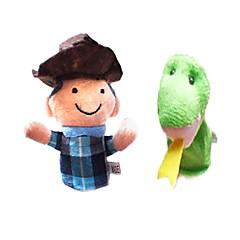 Fingerpuppe Schlange / Spielzeuge Spezialmodell Freizeit Hobbys Für Jungen / Für Mädchen Gewebe / Plüsch
