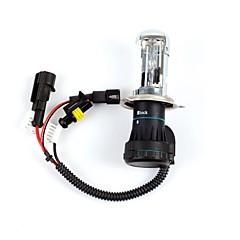 cheap Car Headlights-35W 12V  H4 12000K Xenon Hi/Lo Beam HID Replacement Bulbs For Headlight