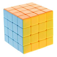 billiga Leksaker och spel-Rubiks kub MOFANGGE WUQUE 142 4*4*4 Mjuk hastighetskub Magiska kuber Pusselkub professionell nivå Hastighet Klassisk & Tidlös Leksaker Pojkar Flickor Present