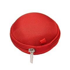 tanie Akcesoria do słuchawek-hiphophippo mini przechowywania słuchawek kieszeń / monety kiesy 8cm