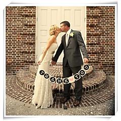 billige Bryllupsseremoni-Bursdag / Utdrikningslag / Baby Fest Perle-papir Bryllupsdekorasjoner Klassisk Tema Vinter Vår Sommer Høst