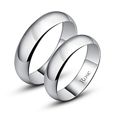 cheap Men's Jewelry-Women's / Couple's Band Ring - Fashion Ring For Daily