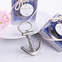 "Kromi Bottle Favor-1Piece/Set Bottle Openers Hiekkaranta-teema Non-personalised Hopea 4 1/2""""×1 3/4"" (11,4*4,5cm)"