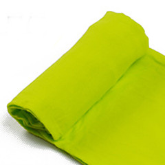 tanie Odzież dla dziewczynek-Brzdąc Solidne kolory Getry Zielony