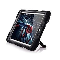 360⁰ Kotelot - Omena iPad 2/iPad 4/iPad 3 - Urheilu ja ulkoilu - Silikoni - Punainen/Musta/Vaaleanpunainen