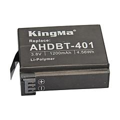 tanie Akcesoria do GoPro-bateria Dla Kamera akcji Gopro 4 Nurkowanie / Surfing / Univerzál 1pcs