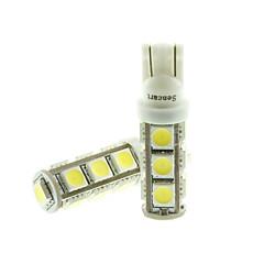 billige Interiørlamper til bil-SO.K T10 Elpærer SMD 5050 / Høypresterende LED 140-160 lm Blinklys For Universell