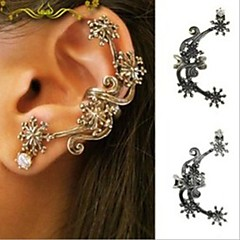 Damskie Ear Cuffs Europejski Stop Biżuteria Na Ślub Impreza Codzienny Casual