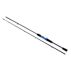 Linghangren ®  Carbon Lure  Fishing Rod Sea Fishing Rod Multifunction Ultra Light   1.8m FG421