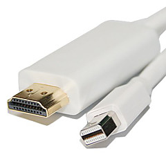 levne Kabely a adaptéry-6 stop 1,8 m Mini DisplayPort na HDMI kabel adaptéru