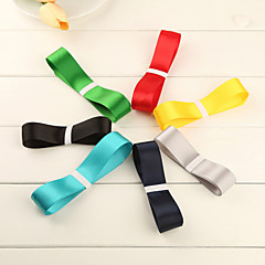 Gorgeous Double-face Satin Polyester Ribbon(More Colors)