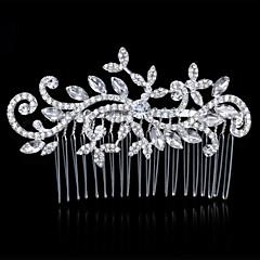 נשים סגסוגת כיסוי ראש-חתונה אירוע מיוחד מסרקי שיער חלק 1
