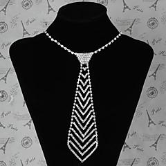 Zilver Dames Kettingen Feest/Speciale gelegenheden/Causaal