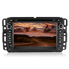 "7 ""2 din car dvd player for 2007-2013 gmc with bluetooth、gps、canbus"