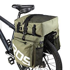 cheap Bike Bags-ROSWHEEL Bike Bag 35L Panniers & Rack Trunk Moistureproof / Moisture Permeability Waterproof Rain-Proof Waterproof Zipper Wearable 3 In 1