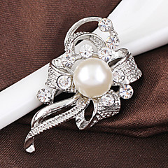 cheap Pins and Brooches-The Of Flowers Brooch Clothing Accessories-25 Classical Feminine Style