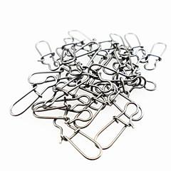 50 Stück Andere Werkzeuge Angeln Klipps und Wirbel g/Unze mm Zoll,Metal Angeln Allgemein