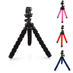 baratos Câmeras Esportivas & Acessórios GoPro-Acessórios Tripê Alta qualidade Para Câmara de Acção Gopro 5 Xiaomi Camera Gopro 4 Gopro 3+ Sport DV Plástico