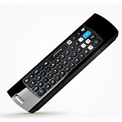 billige TV-bokser-mele f10 pro fly luft mus tastatur fjernkontroll med øretelefon &  micphone 2.4GHz for android tv boks