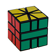 Rubik's Cube Shengshou Smooth Speed Cube Alien Magic Cube Professional Level Speed ABS New Year Children's Day Gift