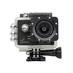 tanie Kamery sportowe i akcesoria GoPro-SJCAM SJ5000X Kamery sportowe 12 mp 4000 x 3000 Pixel / 3648 x 2736 Pixel Wi-Fi / Czujnik przyspieszenia / Odporność na strząsy 60fps / 120fps / 30 fps 4X +1 / -5/3 / 2/3 2 in CMOS 32 GB H.264