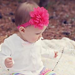 baratos Acessórios para Crianças-Bébé Para Meninas Doce Fibra Sintética / Cetim Acessórios de Cabelo / Bandanas