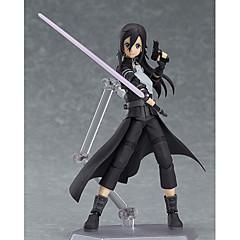 נתוני פעילות אנימה קיבל השראה מ Sword Art Online Asuna Yuuki 13 CM צעצועי דגם בובת צעצוע