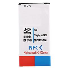 billige Eksterne batterier-4000 mAh Til Power Bank Eksternt batteri Til 1 A Til Batterilader Batterietuier til Samsung-enheter LED