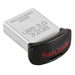 billige -sandisk ultra fit 32GB USB 3.0 flash-enheten (sdcz43-032g-gam46)