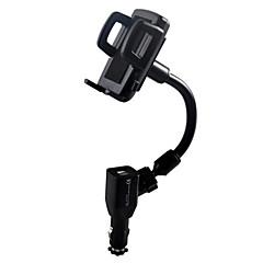 Telefonholderstativ Bil Justerbar Stander / Stander med Adapter Plastik for Mobiltelefon