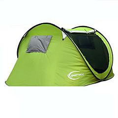 billige Telt og ly-KEUMER 3-4 personer utendørs Telt Ultra Lett (UL) Anti-Insekt Ett Rom Telt til